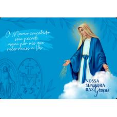 Mousepad Personalizado - Religioso - 02 - Nossa Senhora das Graças