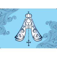 Mousepad Personalizado - Religioso - 04 - Nossa Senhora Aparecida