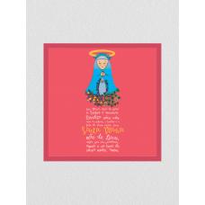 Quadro religioso 11 - Ave Maria