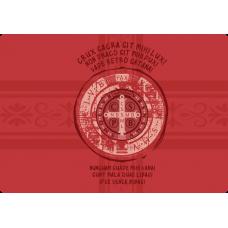 Mousepad Personalizado - Religioso - 14 - São Bento