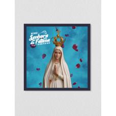 Quadro religioso 153- Nossa Senhora de Fátima