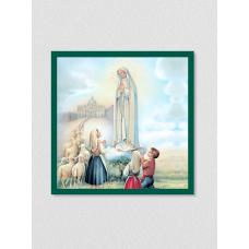 Quadro religioso 154 - Nossa Senhora de Fátima