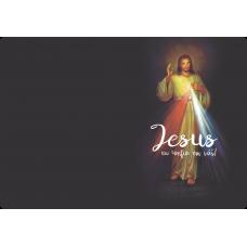 Mousepad Personalizado - Religioso - 18 - Jesus Misericordioso