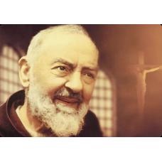Mousepad Personalizado - Religioso - 20 - Padre Pio