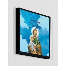 Quadro religioso - Religião 215 - São José