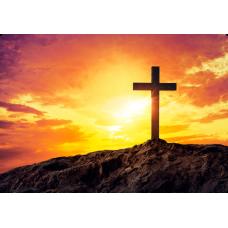 Mousepad Personalizado - Religioso - 44 - Cruz