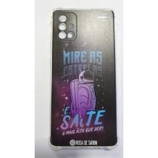 Capinha para celular - Samsung A71 - RS34