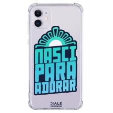 Capinha para celular - Dj Ale 13 - Nasci Para Adorar