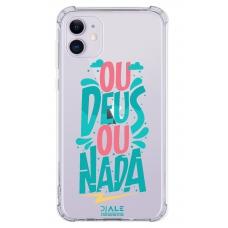 Capinha para celular - Dj Ale 02 - Ou Deus Ou Nada