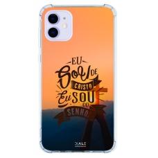 Capinha para celular - Dj Ale 21 - Eu sou de Cristo