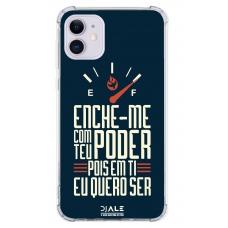 Capinha para celular - Dj Ale 03 - Enche-Me Com Teu Poder