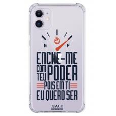 Capinha para celular - Dj Ale 04 - Enche-Me Com Teu Poder
