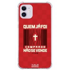 Capinha para celular - Dj Ale 05 - Quem Já Foi Comprado Não Se Vende