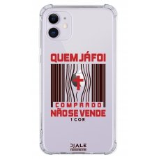 Capinha para celular - Dj Ale 06 - Quem Já Foi Comprado Não Se Vende