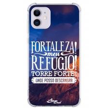 Capinha para celular - Aline Brasil 08 - Fortaleza Meu Refúgio