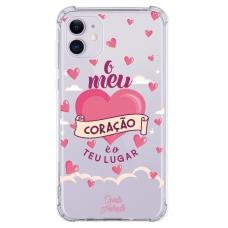 Capinha para celular - Camila Holanda 15 - O teu coração é meu lugar