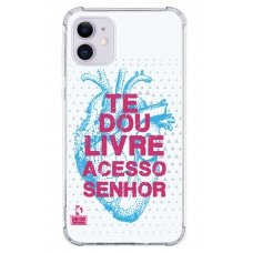 Capinha para celular - Diego Fernandes 12  - Te Dou Livre Acesso