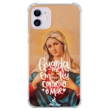 Capinha para celular - Fatima Souza 07 - Guarda-me em teu coração