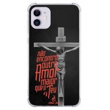 Capinha para celular - Fatima Souza 08 - Não encontro outro amor