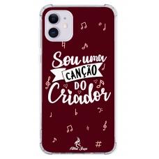 Capinha para celular - Fatima Souza 14 - Sou uma canção do Criador
