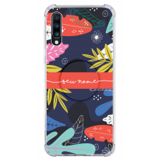 Kit Capinha com Pop-selfie - Flores 36