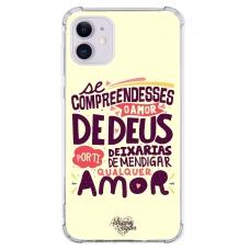 Capinha para celular - Adriana Arydes 06 - Compreendesses O Amor De Deus