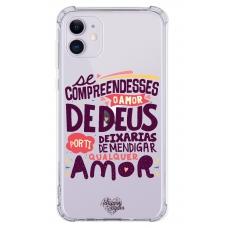 Capinha para celular - Adriana Arydes 07 - Compreendesse O Amor De Deus