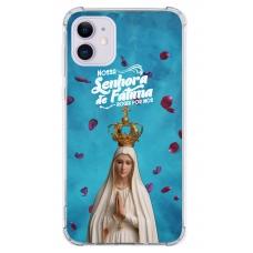 Capinha para celular - Religiosa 153 - Nossa Senhora Fátima