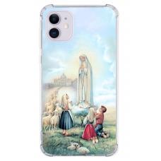 Capinha para celular - Religiosa 154 - Nossa Senhora Fátima