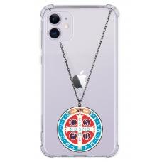 Capinha para celular - Religiosa 02 - Medalha de São Bento