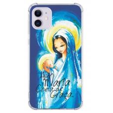 Capinha para celular - Religiosa 07 - Ave Maria
