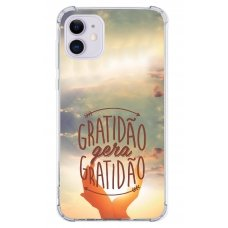 Capinha para celular - Religiosa 08 - Gratidão gera Gratidão