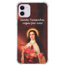 Capinha para celular - Religiosa 102 - Santa Teresinha