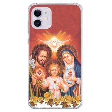 Capinha para celular - Religiosa 104 - Sagrada Família