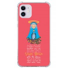 Capinha para celular - Religiosa 11 - Oração Ave Maria