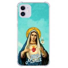 Capinha para celular - Religiosa 116 - Imaculado Coração de Maria