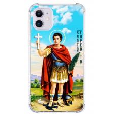 Capinha para celular - Religiosa 117 - Santo Expedito