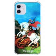 Capinha para celular - Religiosa 118 - São Jorge