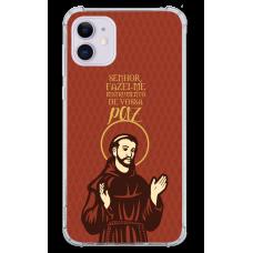 Capinha para celular - Religiosa 127 - São Francisco