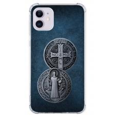 Capinha para celular - Religiosa 146 - Medalha de São Bento