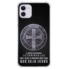 Capinha para celular - Religiosa 172 - Medalha de São Bento
