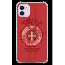 Capinha para celular - Religiosa 209 - Medalha de São Bento
