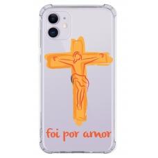 Capinha para celular - Religiosa 23 - Foi Por Amor