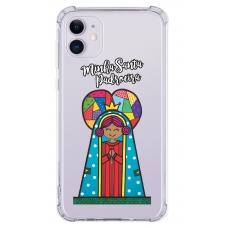 Capinha para celular - Religiosa 46 - Nossa Senhora Aparecida