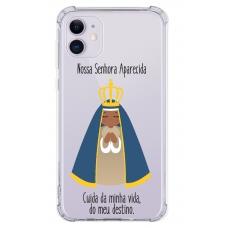 Capinha para celular - Religiosa 47 - Nossa Senhora Aparecida