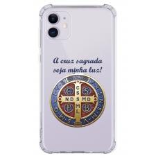 Capinha para celular - Religiosa 52 - Medalha de São Bento