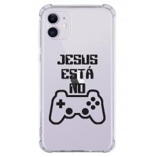 Capinha para celular - Religiosa 53 - Jesus está no controle