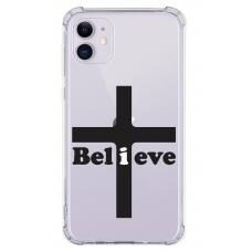 Capinha para celular - Religiosa 85 - I Believe