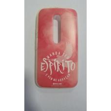 Capinha para celular - Motorola G3 - Rosa De Saron 17