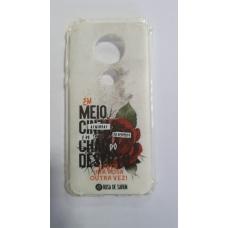 Capinha para celular - Motorola G7 Play - Rosa De Saron 25